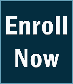 A button that says Enroll Now